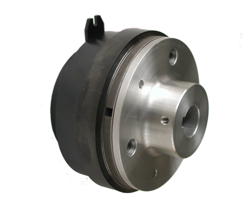 SER electromagnetic clutch with bearing