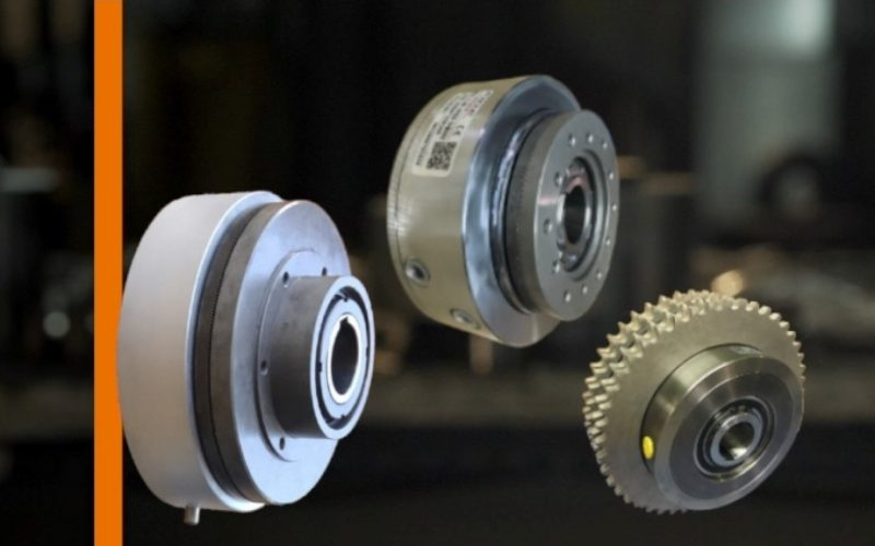 Wide range of Pneumatic Toothed Clutches